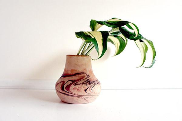 Miss Moss : Nemadji Pottery #nemandji #pottery #plants
