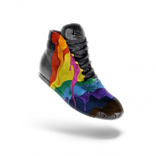 Case Studies | EPIC - Creative agency #agency #colours #shoe #aliveshoes #rainbow #epic