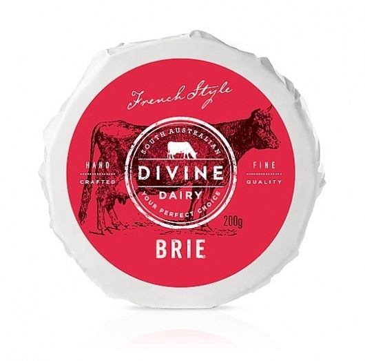 Divine Dairy : Lovely Package . Curating the very best packaging design.