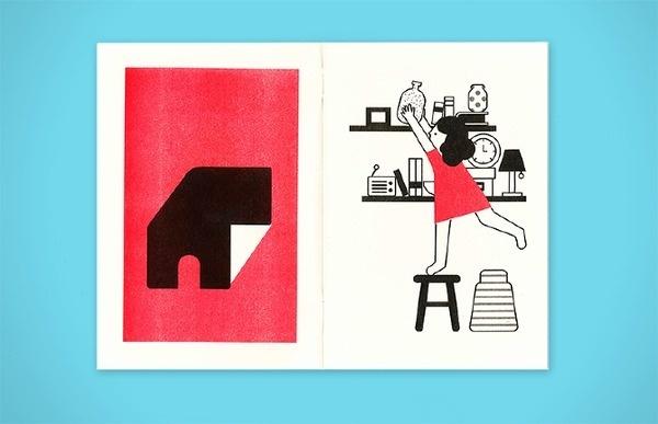 Houses Jefferson Cheng — Design #print #illustration