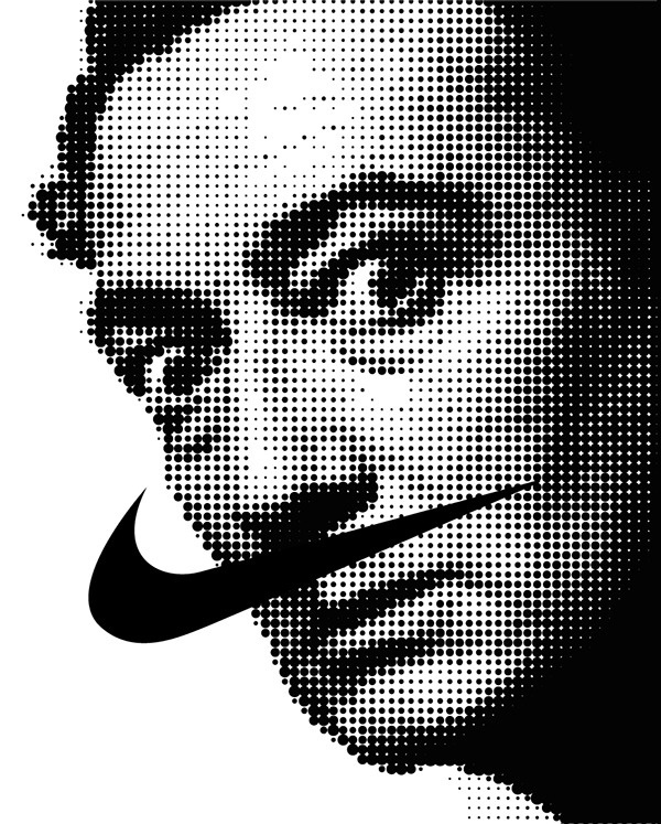 JUST DA LI on Behance - sergo delgado #just #delgado #dali #do #graphic #design #salvador #mustache #it #nike #brand #poster #logo #sergi