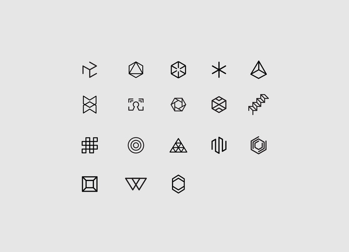 creative icons brand identity logo and gbox image ideas inspiration on designspiration creative icons brand identity logo