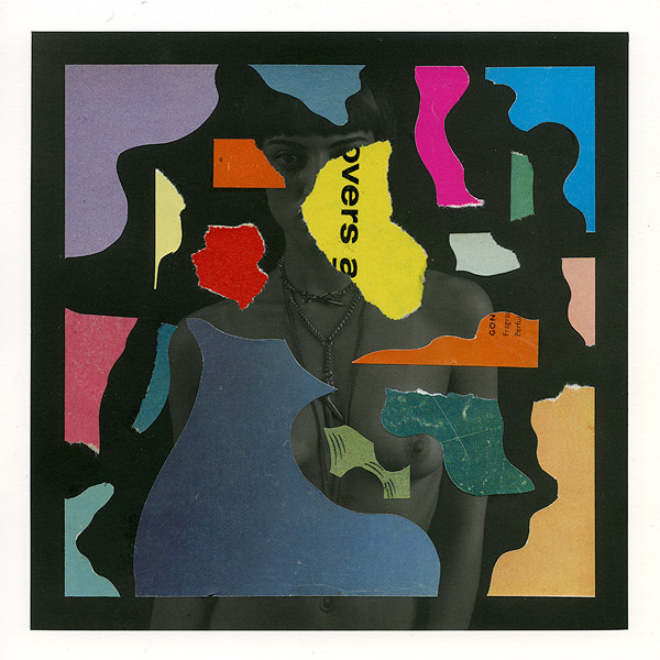 Colourful Puzzle-like Photo Collages by Anthony Gerace