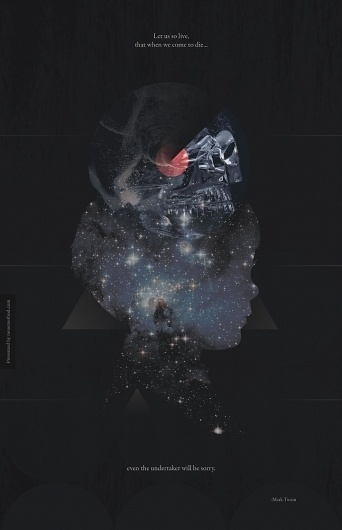 N●ir+ _ Design & Creative Direction #skull #noir #poster #typography