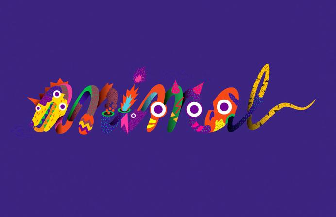 #SpeciesProject #Typography #Ligature