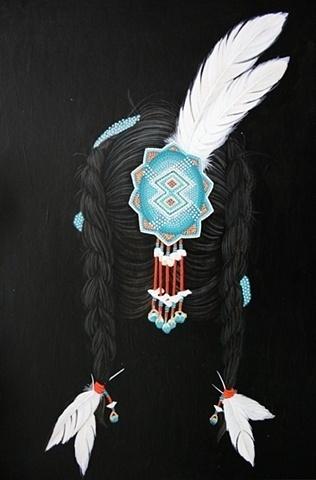 tumblr_llnvlt9JEq1qdui5no1_400.jpg 316×480 pixels #indian #navajo