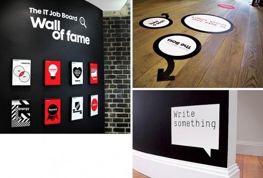 The IT Job Board | Luke Woodhouse #identity #branding