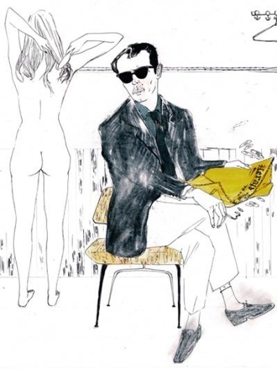 Anna Topuriya #illustration