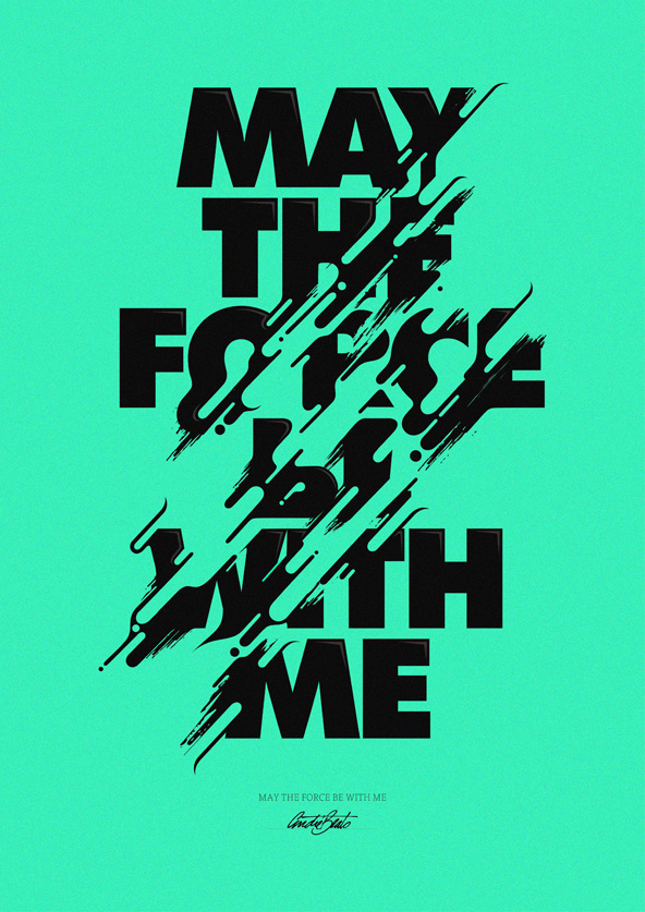 May the Force – Beato