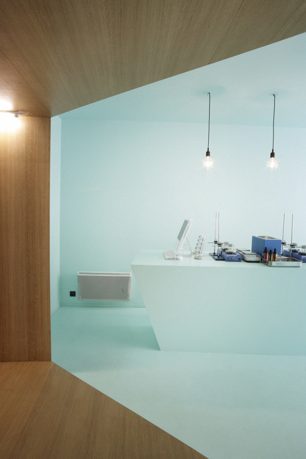 Helicosm by FREAKS freearchitects #retail
