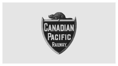 Canadian Pacific Ry #badge #trademark #road #insignia #rail #logo