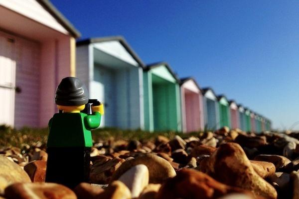 The Legographer 6 #miniature #photography #lego #photographer