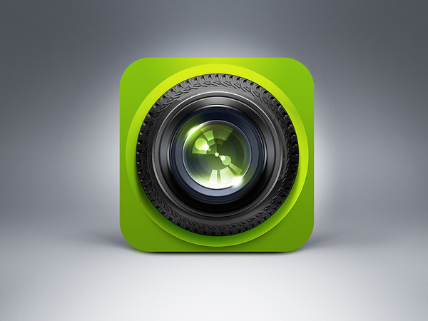 20 Fantastically Detailed Icons   Inspiration #icon #design #iphone #app #mobile #device