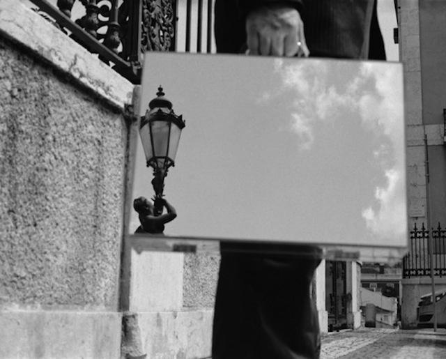 RuiCalcadaBastos2 #mirror #suitcase