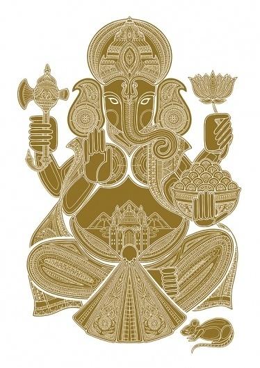 Poonam Mistry #illustration