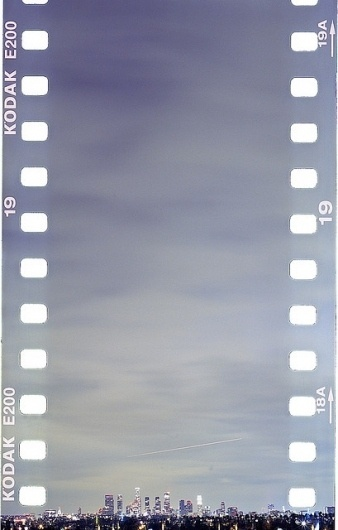 Inspiration | Jordan Lloyd #negative #kodak #space #e200 #film #skyline