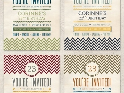 Best dribbble invitation postcards teela images on designspiration dribbble invitation postcards by teela cunningham card birthday stopboris Images