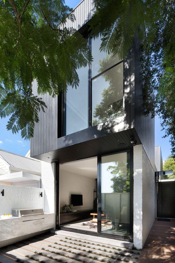 York Street House by Cera Stribley Architects