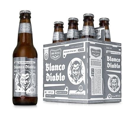 Oh Beautiful Beer #packaging
