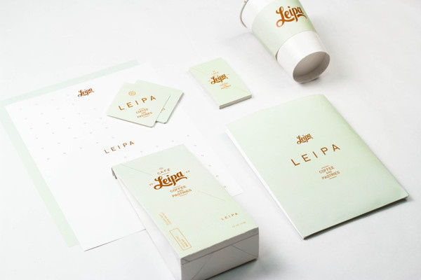 Leipa #coffee #behance #branding