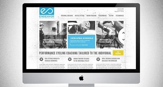 Nashville Web Design ★ Plasticmonument ©2011 #design #web