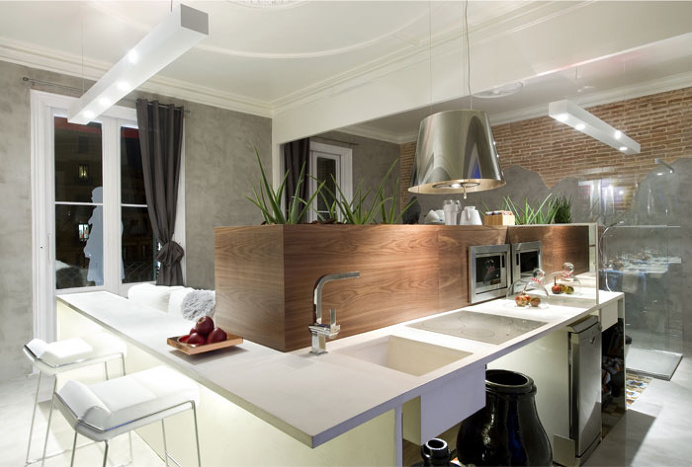 Multifunctional Interior Decor by Egue and Seta