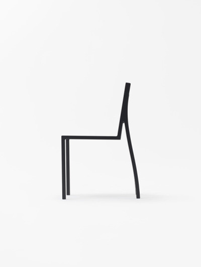 HEEL CHAIR BY NENDO