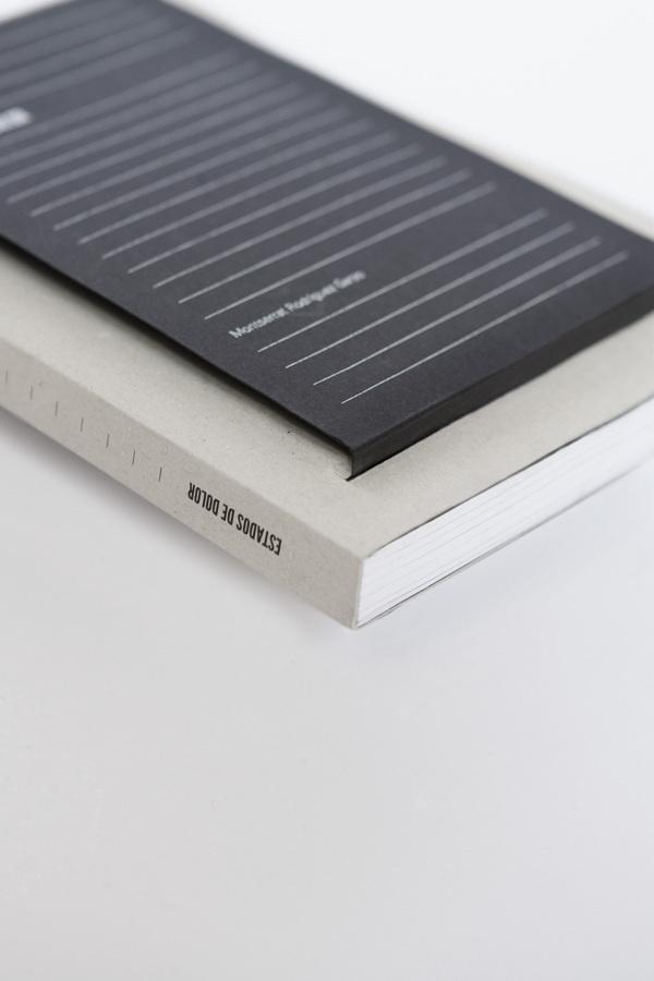Estados de Dolor on Behance #cover #editorial #book