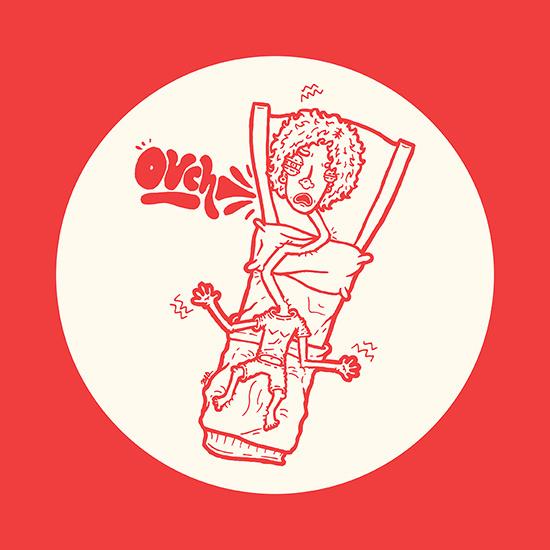 """Fun"" by Molly Yllom #illustration #character #design"