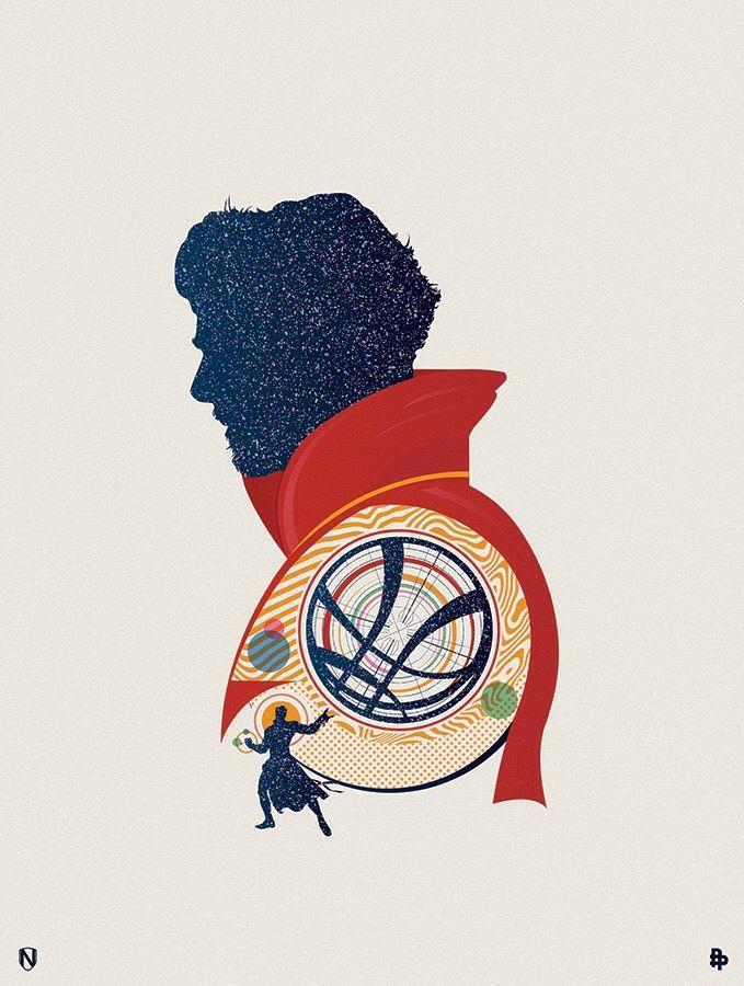 Doctor Strange – Poster Posse by Matt Needle