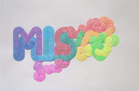 JK Keller | PICDIT #stickers #design #art #type #collage #typography