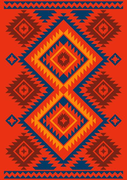 colors #southwestern #pattern #navajo