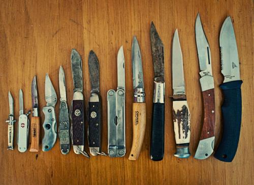 10 #knifes #photography #knife