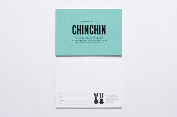 Chin chin product 1 #cards #business #typography