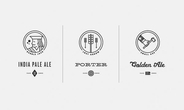 Logos & Marks - Nick Brue #logo