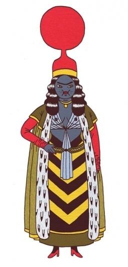 queen.jpg (338×700) #illustration