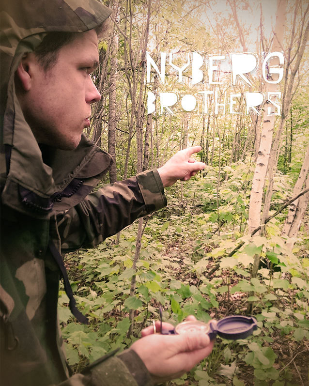 http://nybergbrothers.tumblr.com/ #wilderness #minnesota #survival
