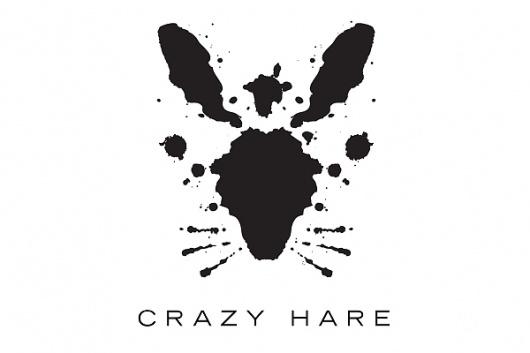 Crazy Hare Logo « Mattson Creative #logo