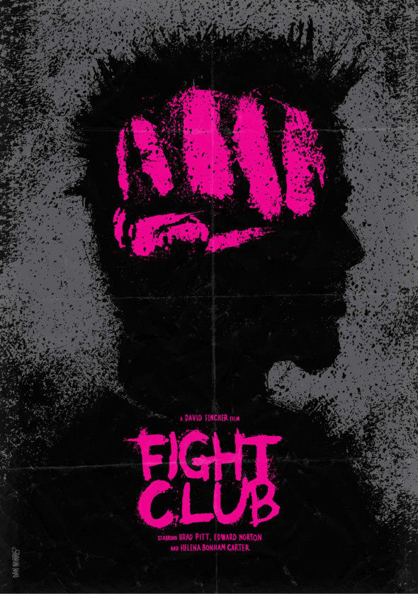 Fight Club Poster #poster
