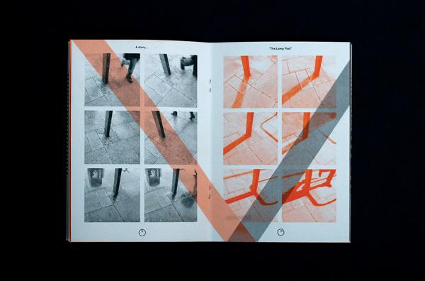 DayZine | Day Two #risograph #print #zine #day