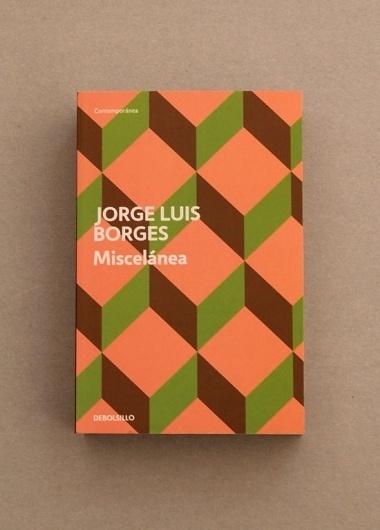 Obra completa Borges - RUN: disseny grà fic - diseño gráfico - graphic design - graphisme #geometry #design #graphic #book #cover #rundesign