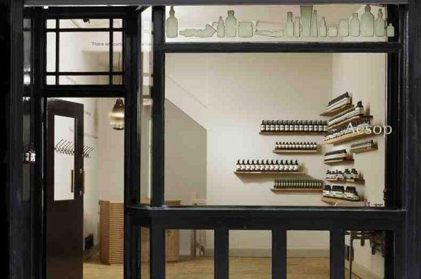 Aesop Shoreditch 5A, Redchurch Street #interior #retail #design #space #store #concept #hipshops