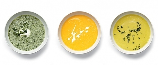 Mark Bittman's Customizable Soups - NYTimes.com #mark #bittman #soups #yellow #food #photography #and #green