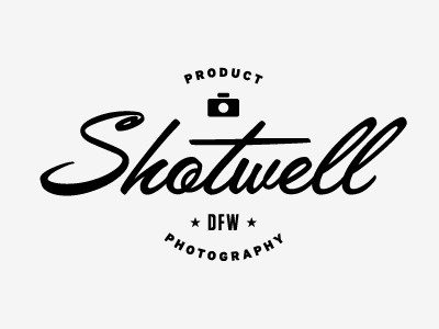 Shotwell #lettering #branding #logo #identity #type #typography