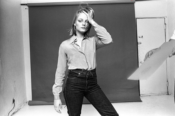 Norman Seeff - Jodie Foster - Photos - Social Photographer's Portfolios #inspiration #photography #portrait