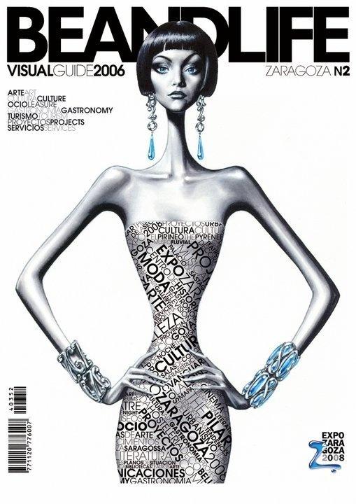 beandlife 2006 arturo elena #fashion #illustration #elena #arturo
