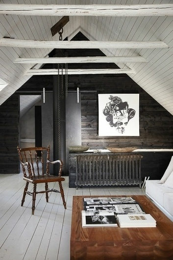 +style/scandinavian / Beautiful Scandinavian interiors on Gotland Island « 1 Kind Design #interior #scandinavian
