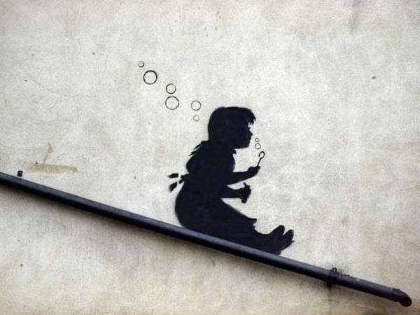 30 Pieces of Banksy Street Art #banksy #art #street