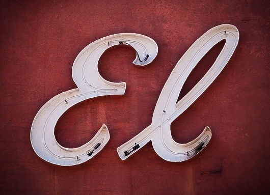 Type That I like #sign #typography