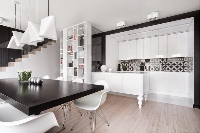 M68 Apartment by Widawcki Studio Architektury #design #interiors